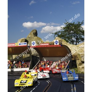 "Carrera Poster ""936"" 30 x 35 cm Fotodruck"