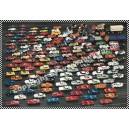 Poster Carrera 132 Universal 70 x 100 cm
